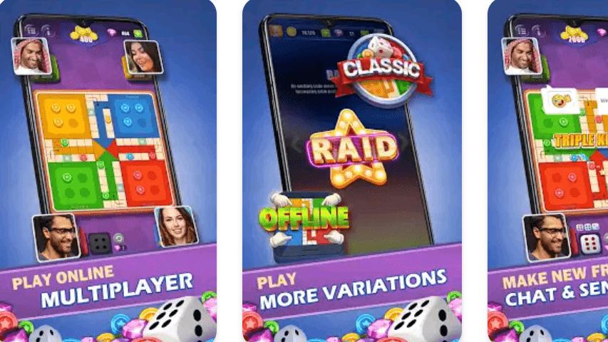 Ludo All Star - Online Classic Board & Dice Game