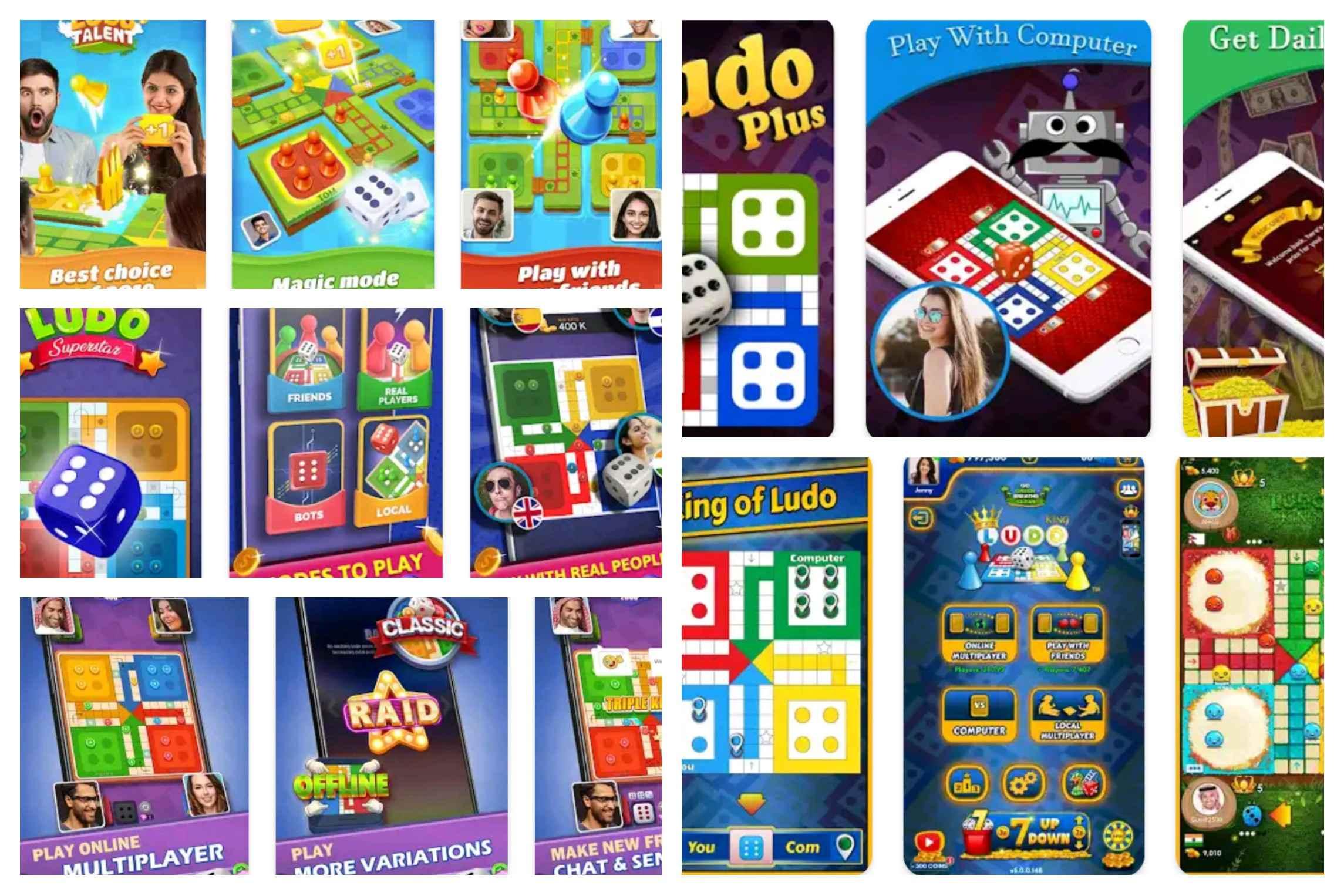 Ludo Wala Games