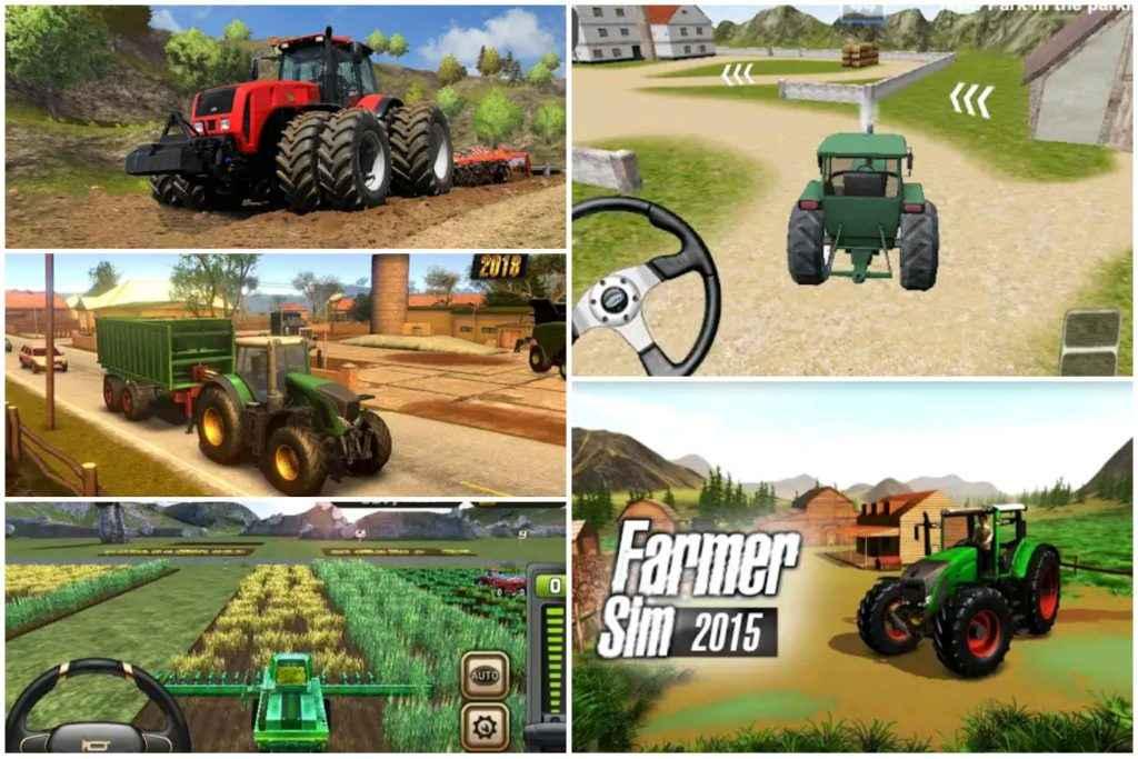 Tractor Wala Games