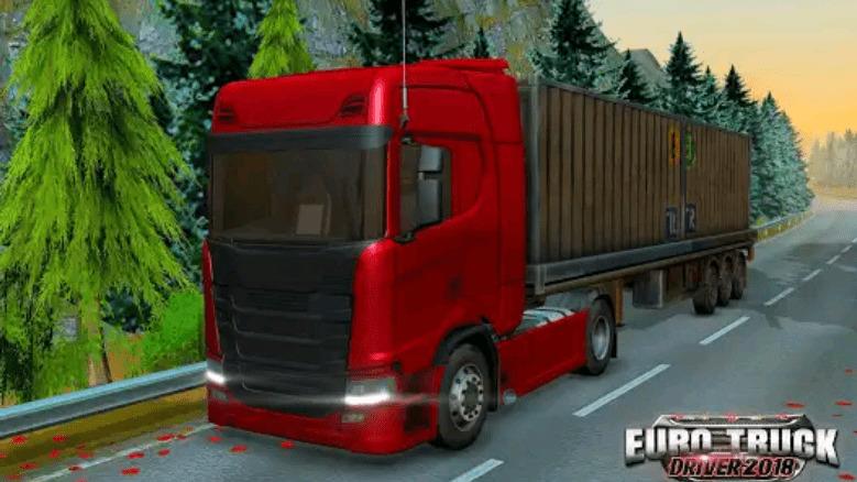 Euro Truck Driver 2018