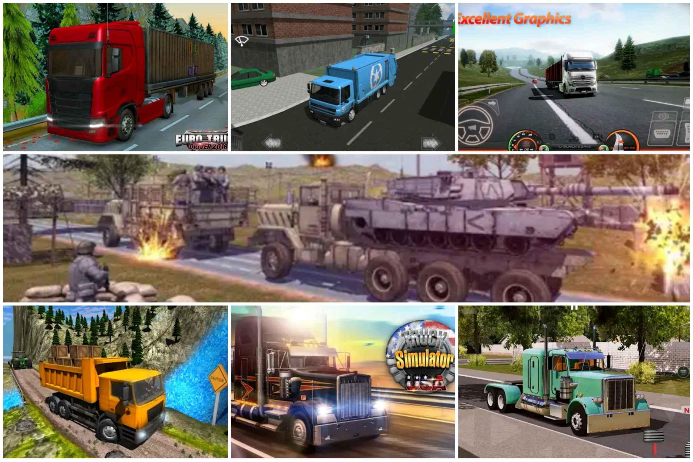 Truck Wala Games