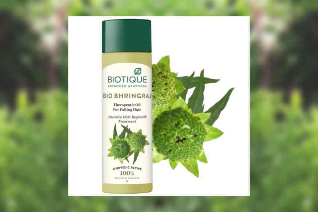 Biotique Bio Bhringraj Fresh Growth Therapeutic Oil