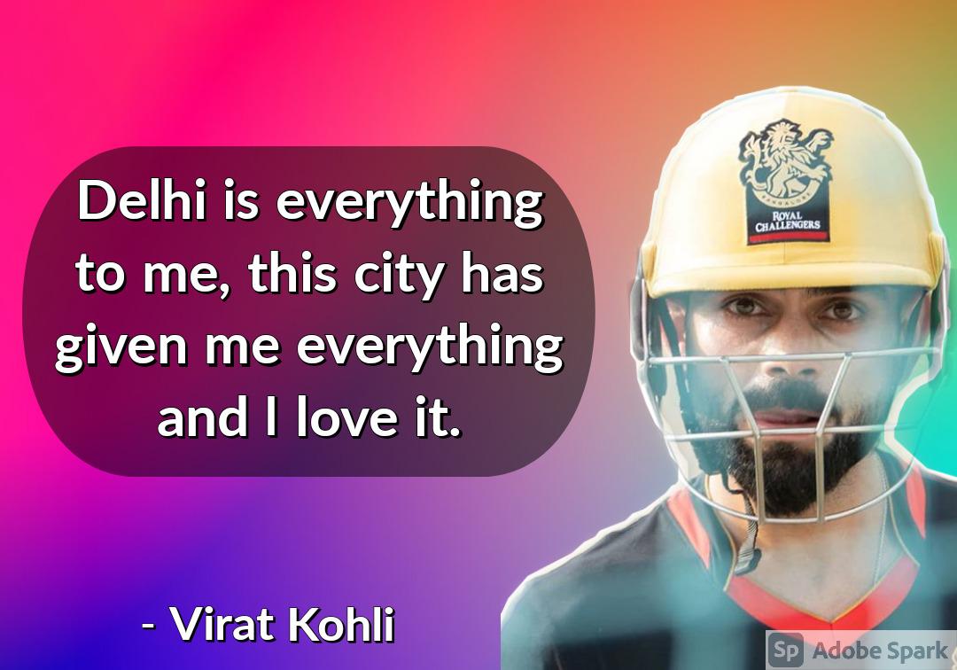 10. Virat Kohli Quotes