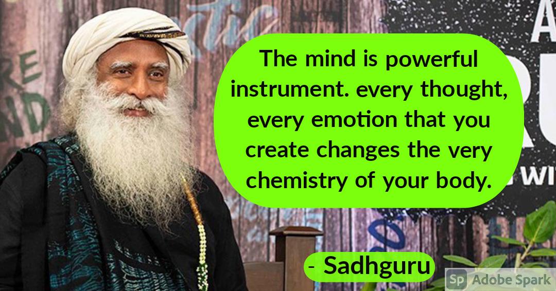 11. Sadhguru Quotes