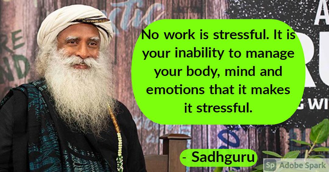 14. Sadhguru Quotes