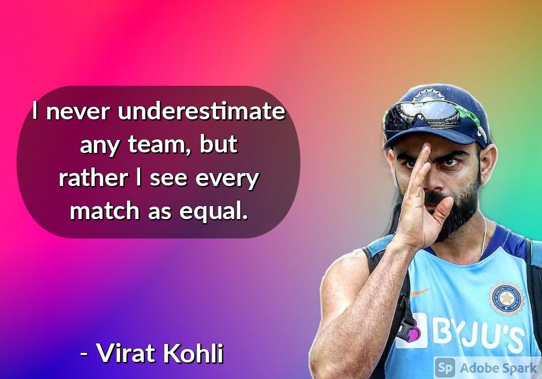 14. Virat Kohli Quotes