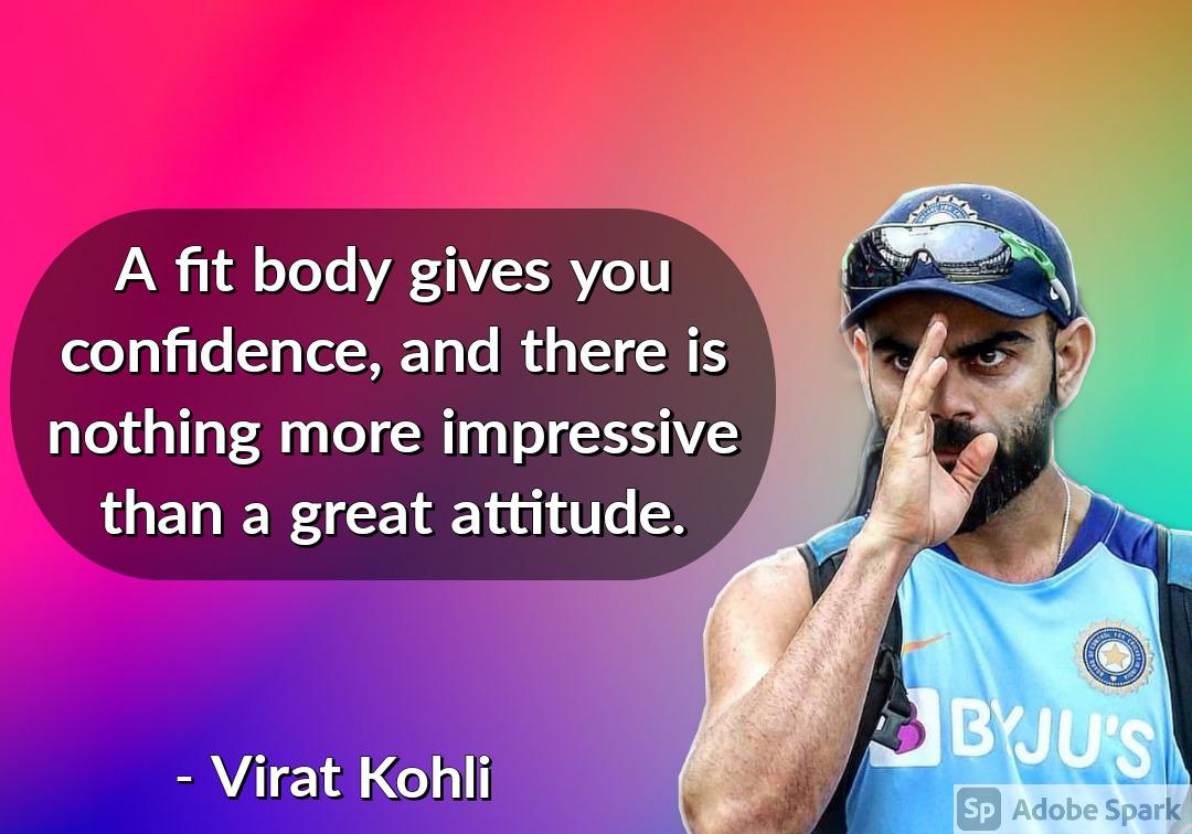 17. Virat Kohli Quotes