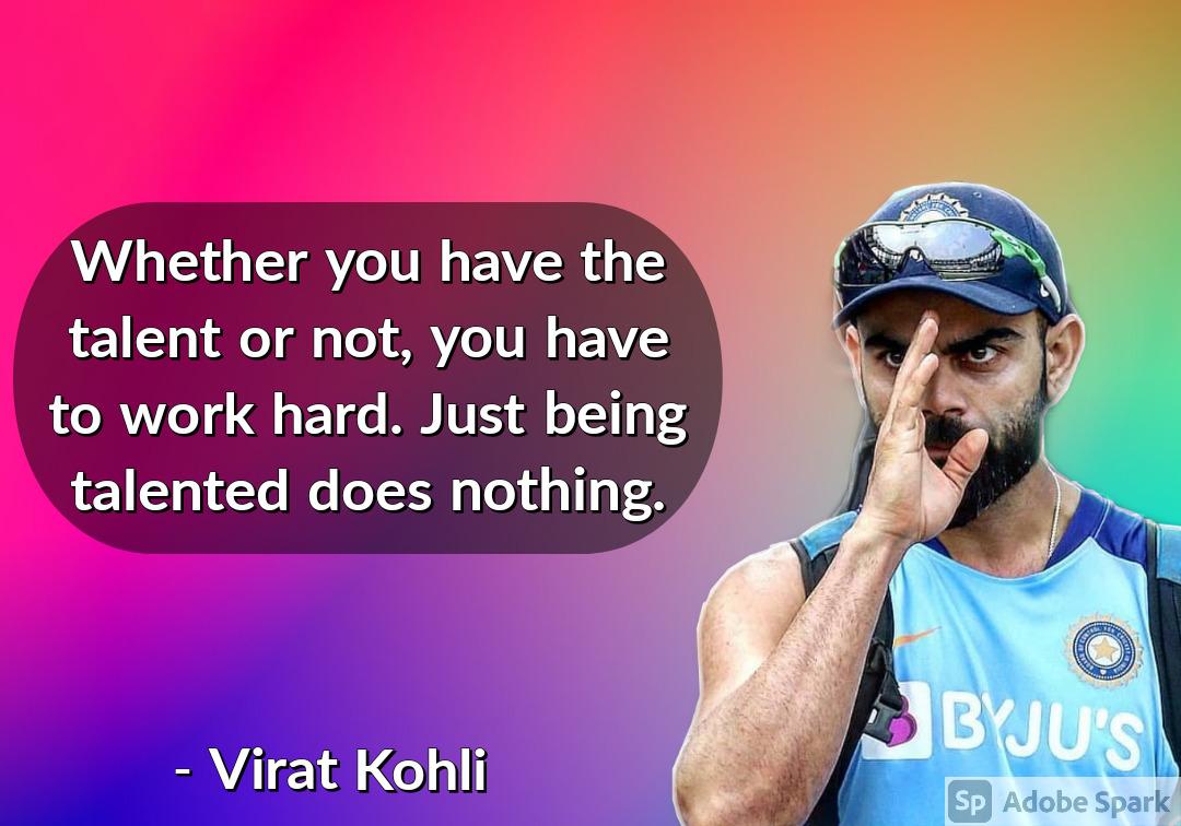 18. Virat Kohli Quotes