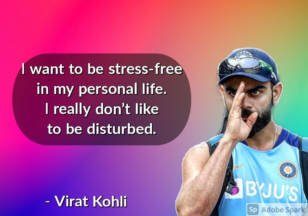 19. Virat Kohli Quotes