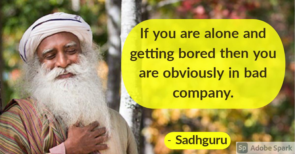 2. Sadhguru Quotes