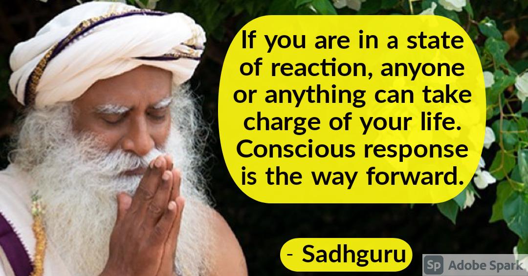 22. Sadhguru Quotes