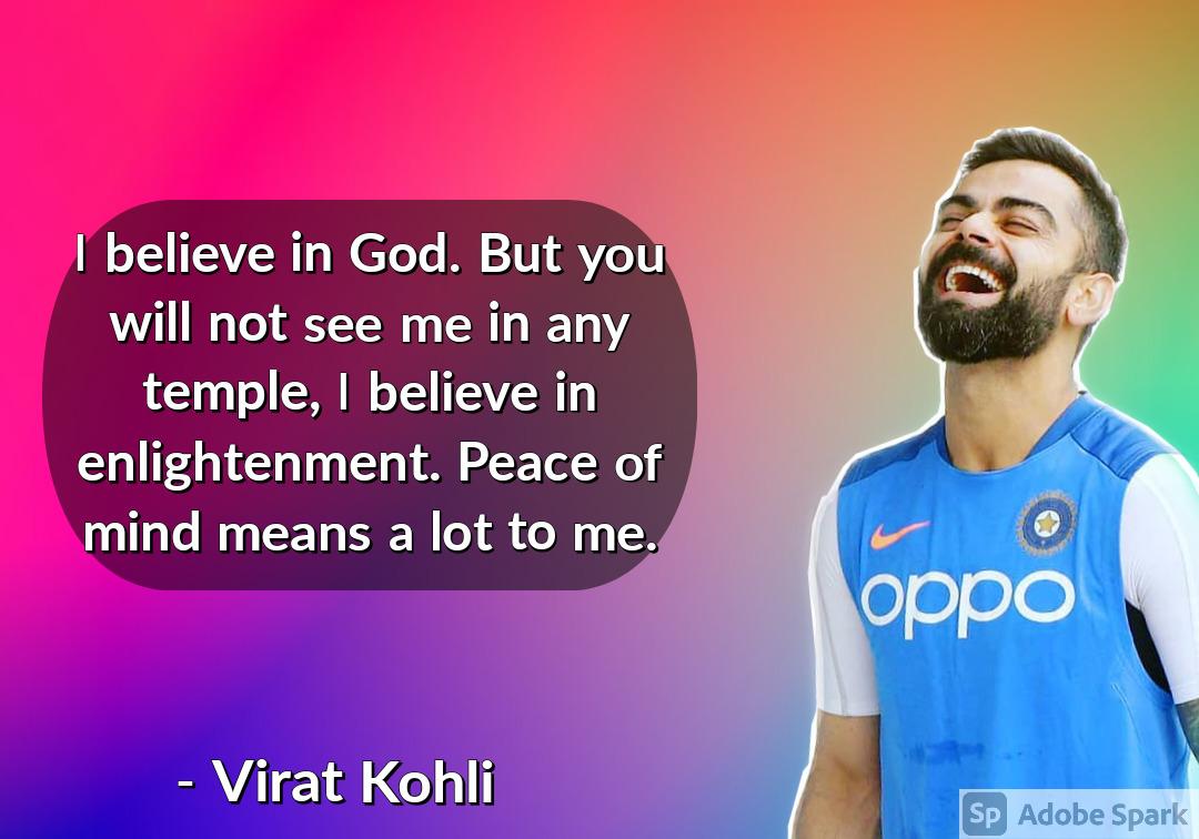 22. Virat Kohli Quotes