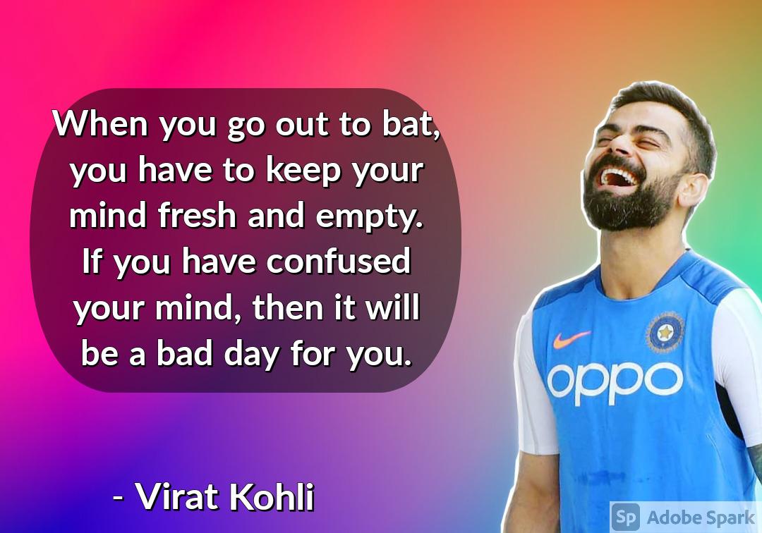27. Virat Kohli Quotes