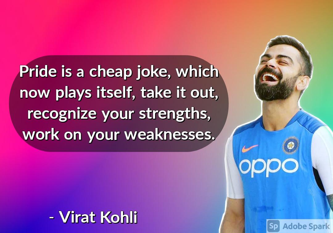 29. Virat Kohli Quotes