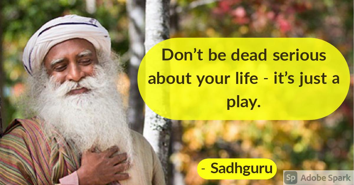 4. Sadhguru Quotes