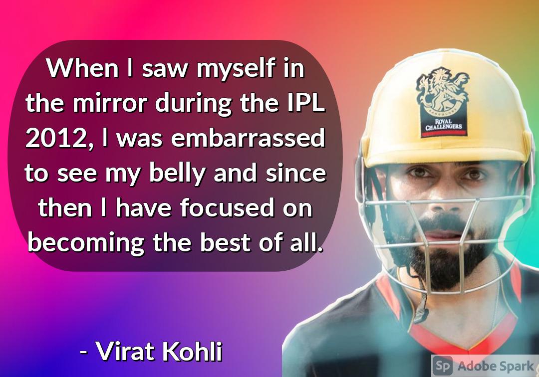 5. Virat Kohli Quotes
